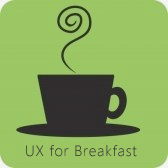UX for Breakfast Logo